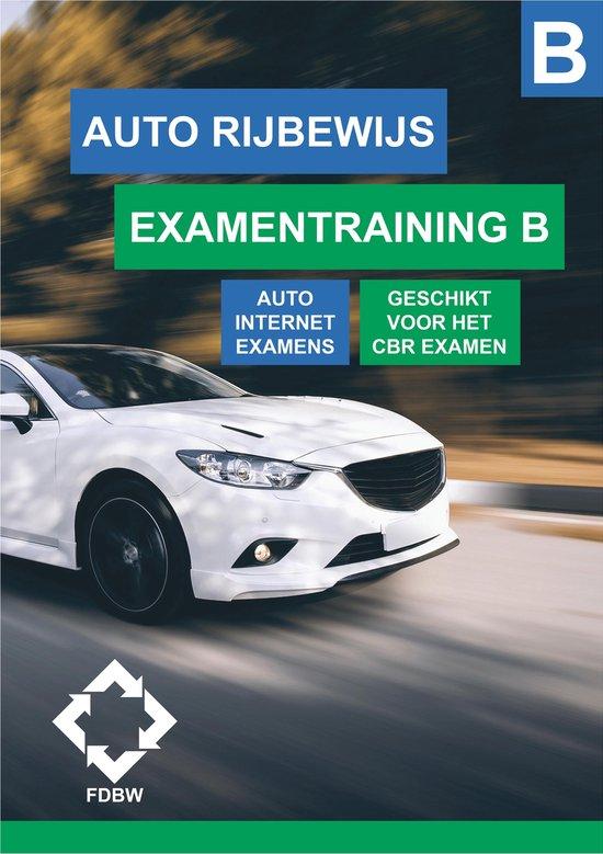 Auto Theorie Leren Internet Kaart - 20 uur online Theorie oefenen - CBR examens online 2018