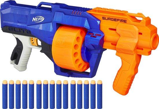Afbeelding van NERF N-Strike Elite Surgefire - Blaster