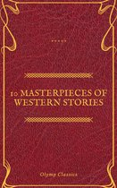 Omslag 10 Masterpieces of Western Stories (Olymp Classics)