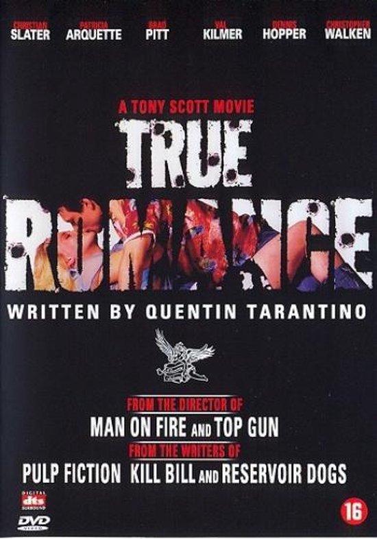 Cover van de film 'True Romance'