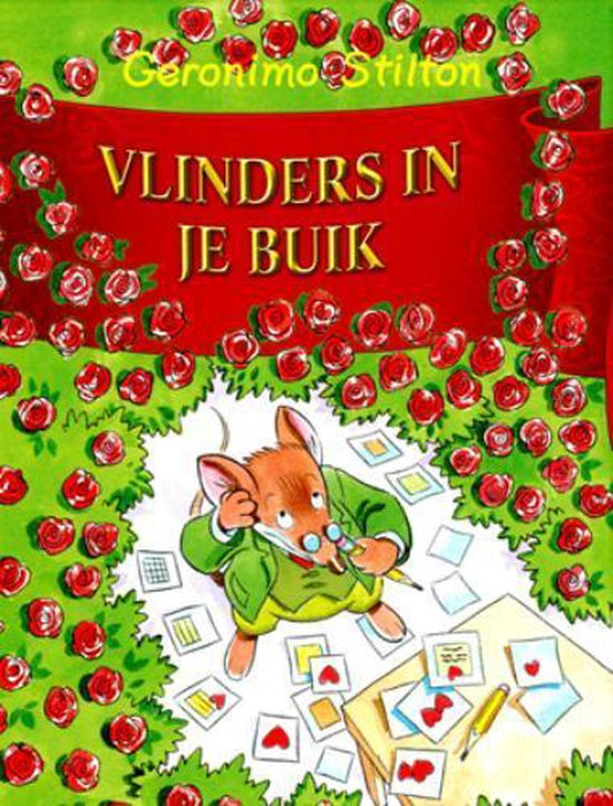 Geronimo Stilton 14 - Vlinders in je buik - Geronimo Stilton pdf epub