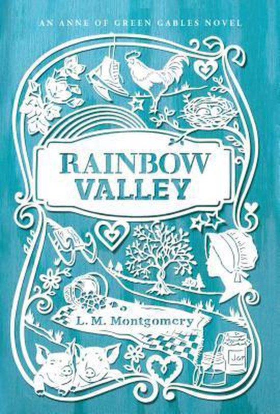 Boek cover Rainbow Valley van Lucy Maud Montgomery (Hardcover)