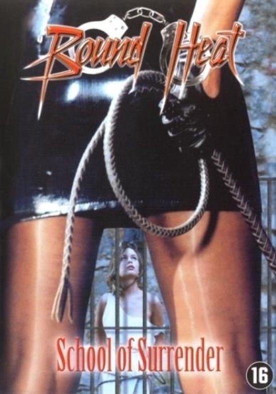Cover van de film 'Bound Heat - School Of Surrender'