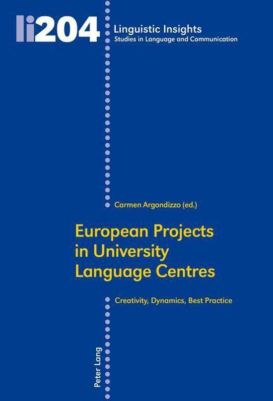 European Projects in University Language Centres