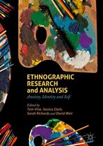 Boek cover Ethnographic Research and Analysis van