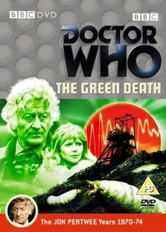Cover van de film 'Doctor Who'