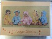 Legpuzzel - 750 stukjes - Haasjes, Ann Geddes - Schmidt Puzzel