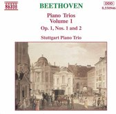 Beethoven: Piano Trios Vol.1