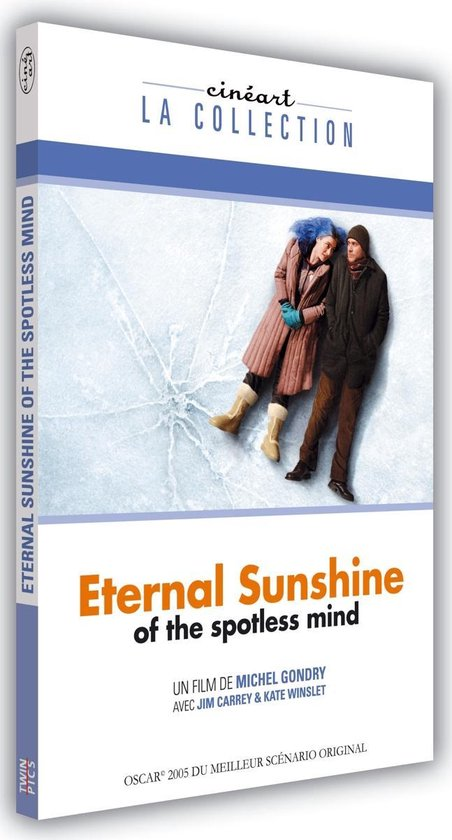 Cover van de film 'Eternal Sunshine Of The..'