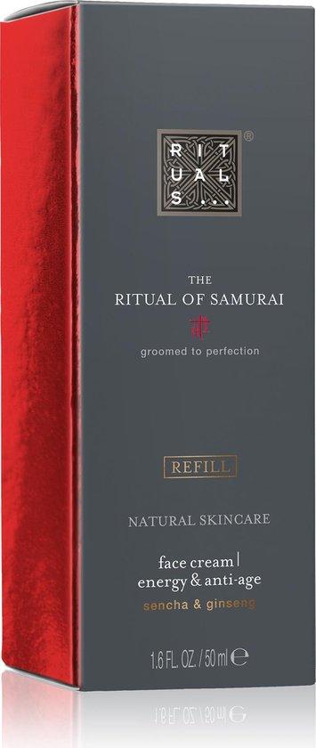 RITUALS The Ritual of Samurai Dagcrème - 50 ml -  Energy & Anti-Age Refill