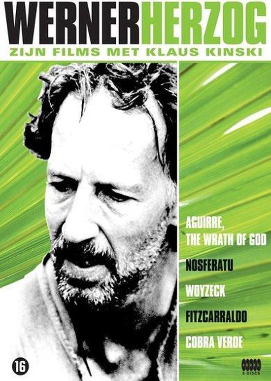 Cover van de film 'Werner Herzog Collection'