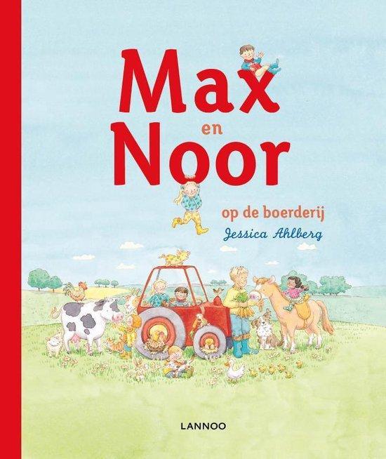 Max en Noor op de boerderij - Jessica Ahlberg   Fthsonline.com
