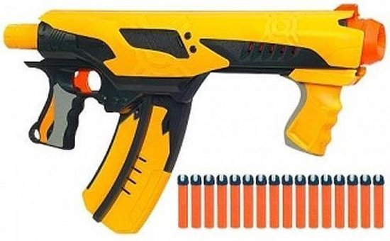 NERF Dart Tag Quick - Blaster