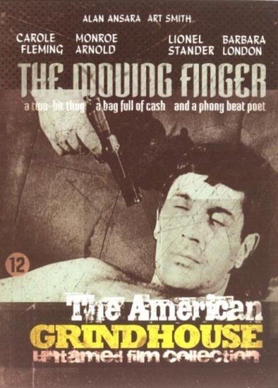 Cover van de film 'Moving Finger'