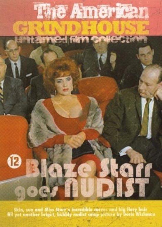 Cover van de film 'Blaze Starr Goes Nudist'
