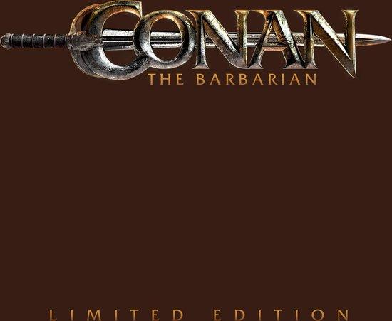 Conan 3D (2D+3D) (L.E.) (Blu-ray+Dvd Combopack)