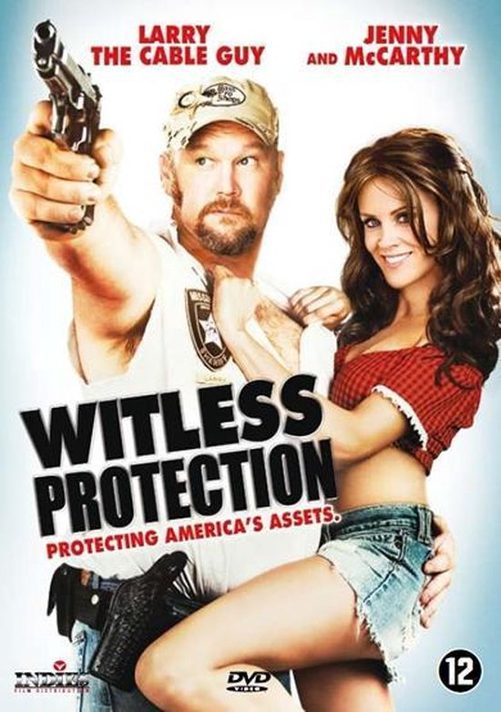 Cover van de film 'Witless Protection'