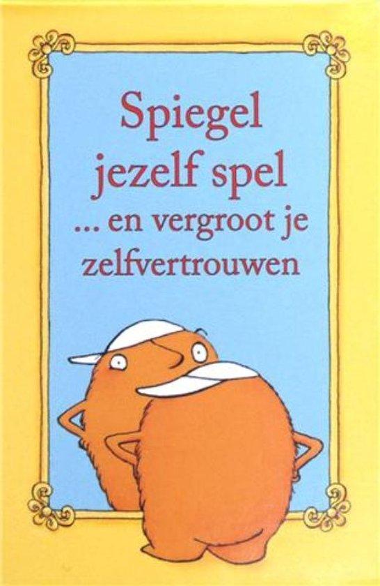 Spiegel Jezelf Spel - Daphne Rijkee |