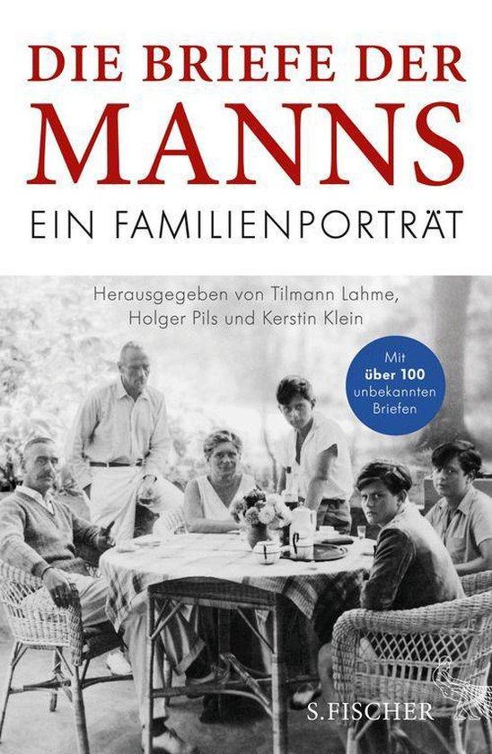 Boek cover Die Briefe der Manns van Mann, Thomas (Onbekend)