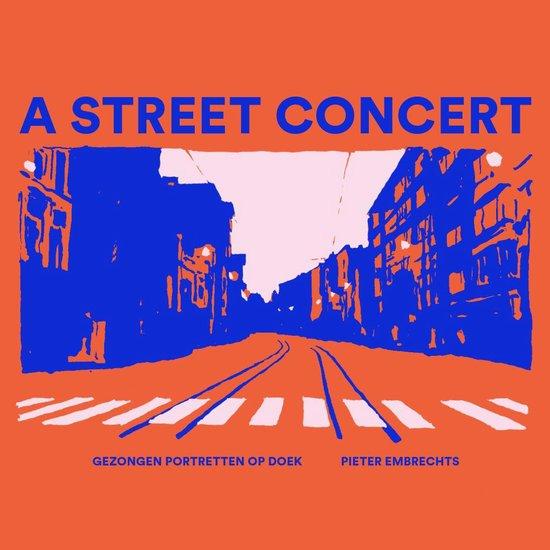 A street concert