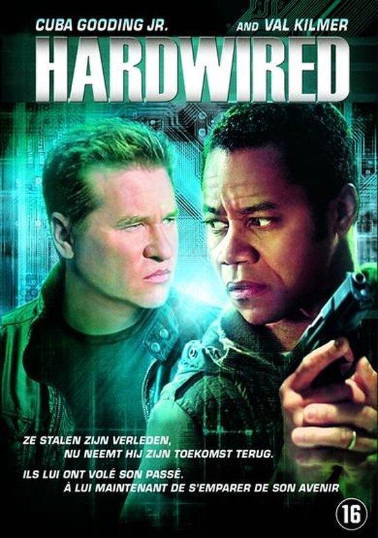 Cover van de film 'Hardwired'