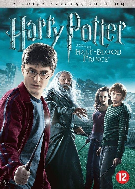 Harry Potter En De Halfbloed Prins (Special Edition)
