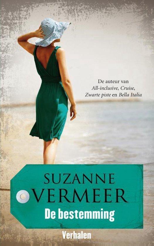 Boek cover De bestemming / druk Heruitgave van Suzanne Vermeer (Paperback)