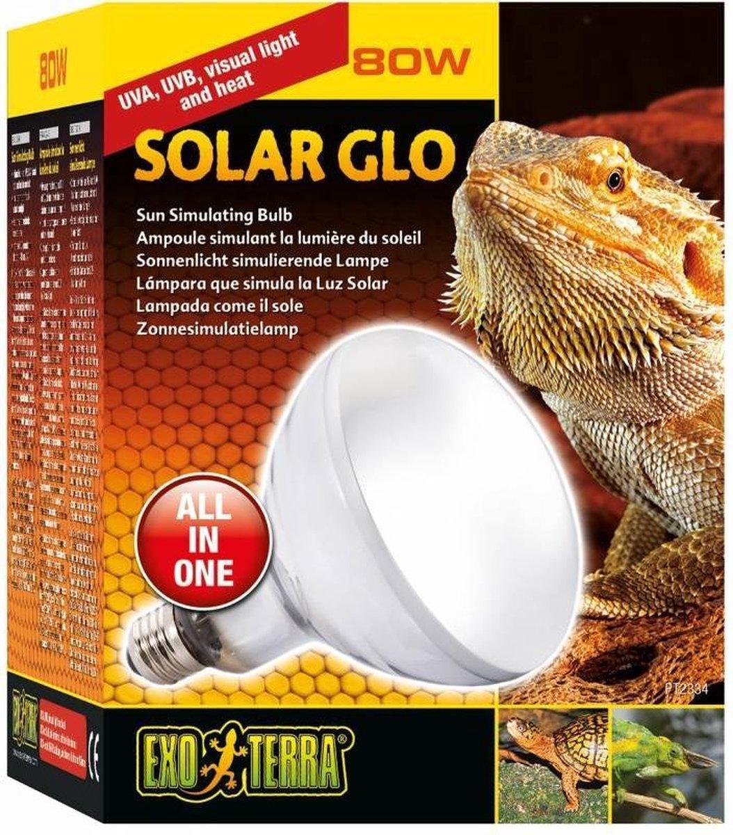 Exo Terra Terrarium verlichting Solar Glo 80 watt - 80w