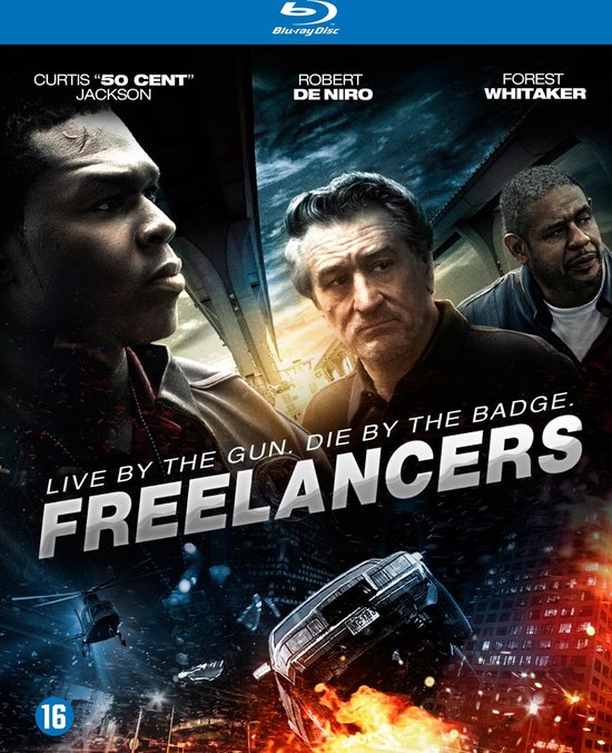 Cover van de film 'Freelancers'