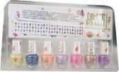Nagellak voor Kinderen - 7 kleuren - Multicolor