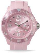 Tutti Milano TM001PI- Horloge - 42.5 mm - Roze - Collectie Pigmento
