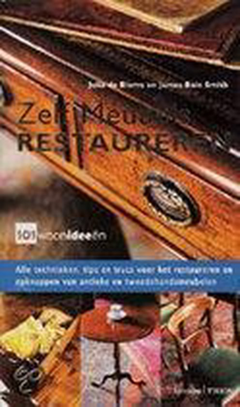 Zelf Meubels Restaureren - Julia De Bierre |
