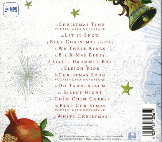 bol.com | Dennerlein: Christmas Soul, Barbara Dennerlein | CD (album) |  Muziek