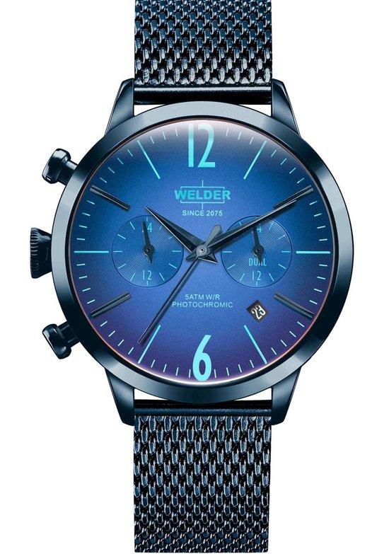 Welder breezy WWRC603 Vrouwen Quartz horloge