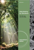Interviewing for Solutions, International Edition