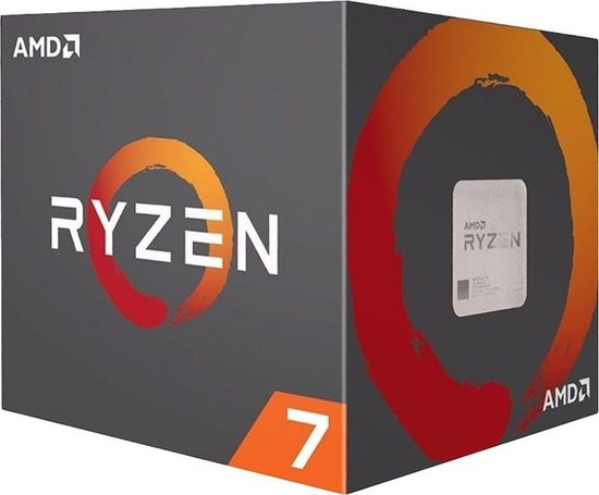 AMD Ryzen 7 1700 processor 3 GHz Box 16 MB L3