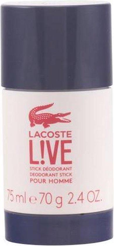 Lacoste Live Stick - 75 ml - Deodorant