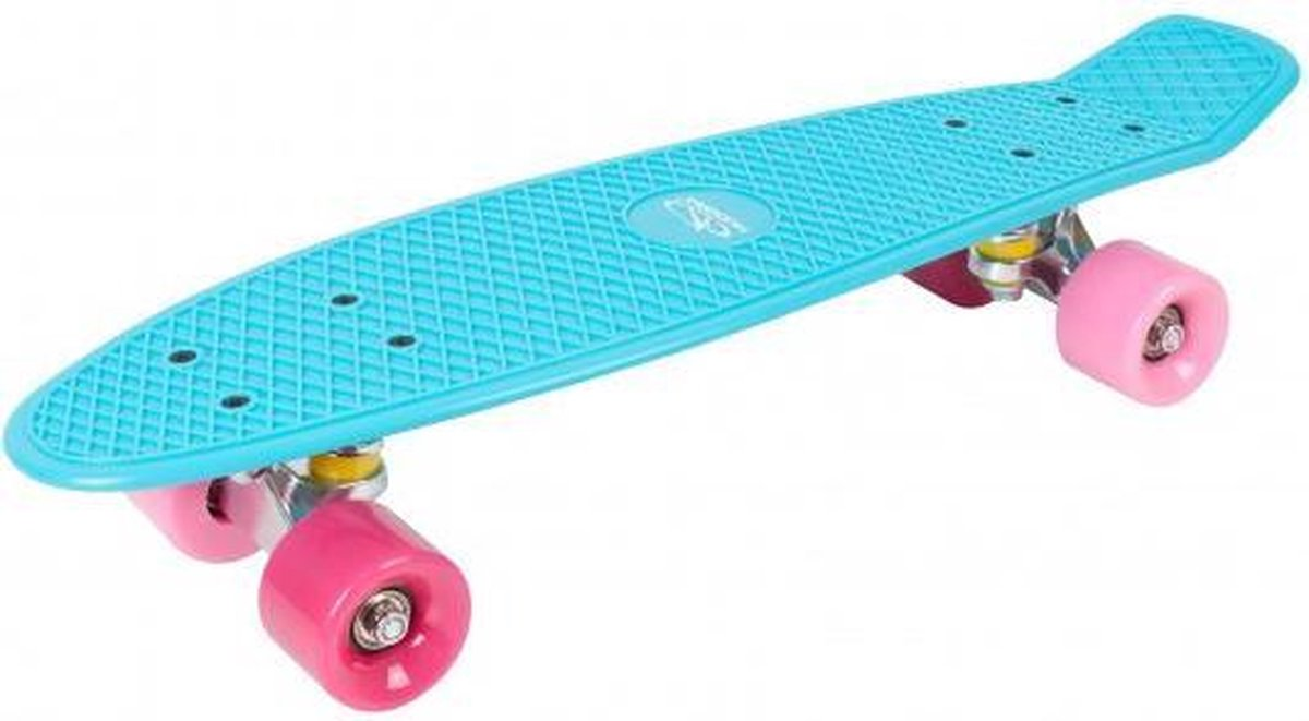 Hudora Retro Skate Wonders Skateboard Turquoise