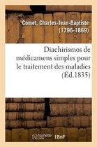 Diachirismos de medicamens simples pour le traitement des maladies