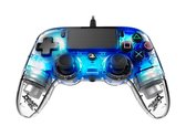 Nacon Compact Official Licensed Bedrade LED Controller - PS4 - Blauw