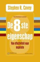 Boek cover De achtste eigenschap van Stephen R. Covey (Paperback)