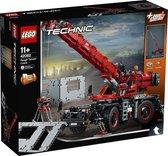 Afbeelding van LEGO Technic Kraan voor alle Terreinen - 42082