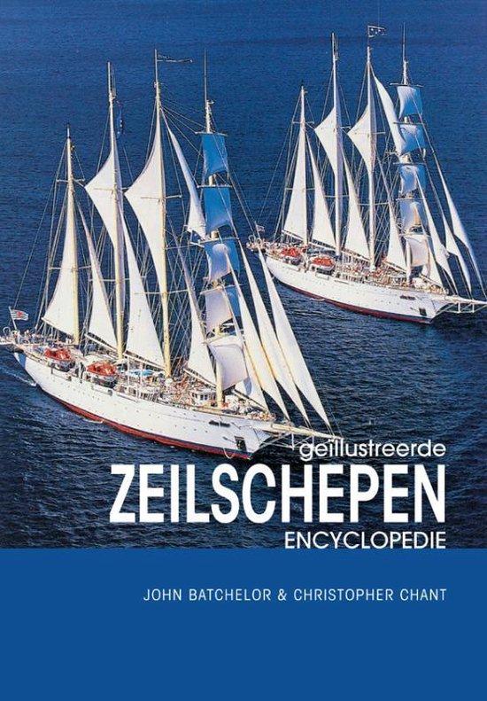 Geillustreerde zeilschepen encyclopedie - J. Bachelor  