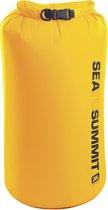 Sea to Summit Lightweight Dry Sack Waterdichte zak - 20L - Geel