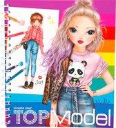 TOPModel kleurboek