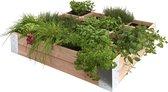 Luxe vierkante meter tuin Douglas