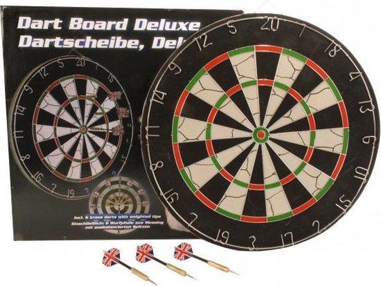 Afbeelding van het spel Dartbord met pijlen 45 cm