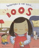 Boek cover Iedereen is wel eens.. boos! van Moira Butterfield (Hardcover)