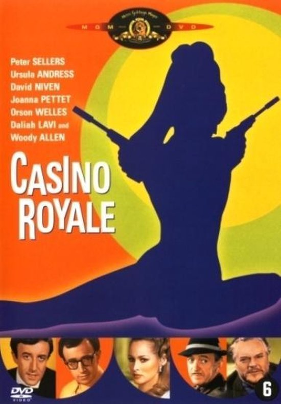 Cover van de film 'Casino Royale'
