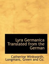 Lyra Germanica Translated from the German